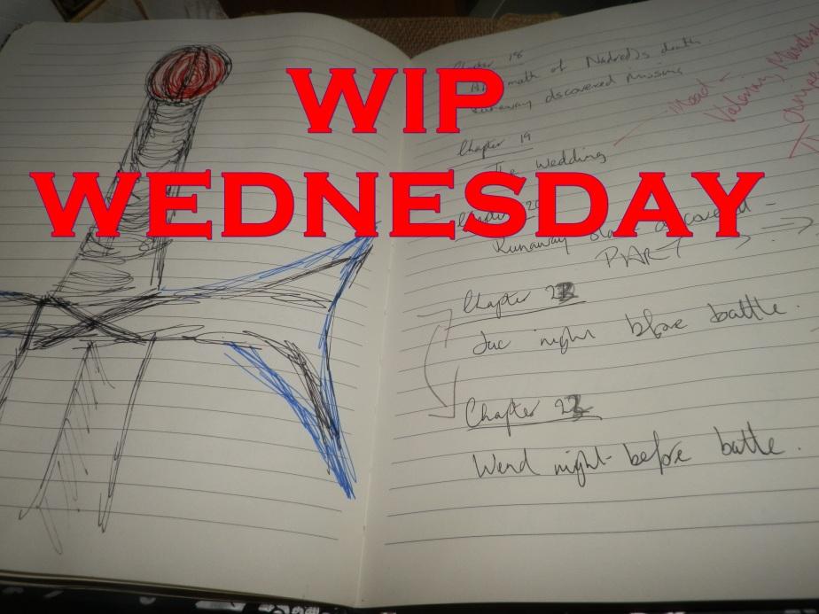 WIP Wednesday – Where it allbegan?