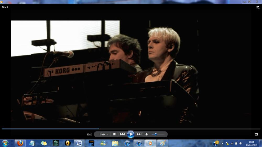 A Diamond In The Mind - Duran Duran Live 2011 (5/6)