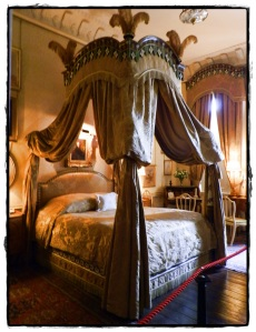 My bed - or it would be if I could fit it in my handbag