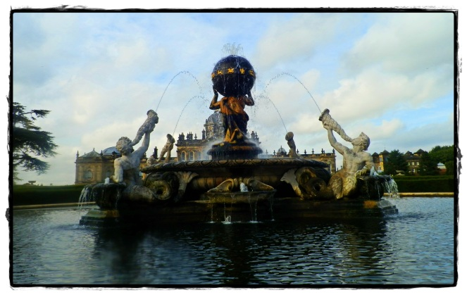 The spectacular Atlas Fountain