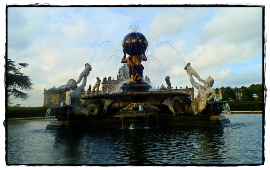 The spectacular Atlas Fountain