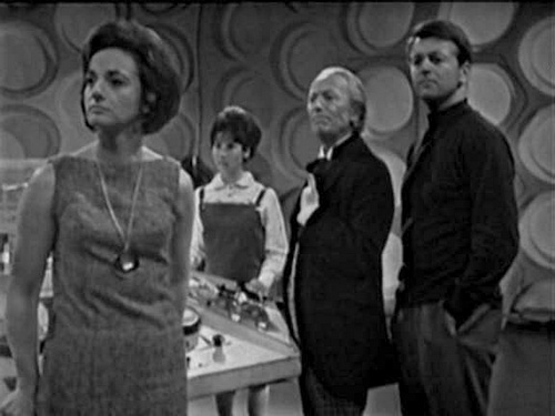 Barbara, Susan, the Doctor and Ian
