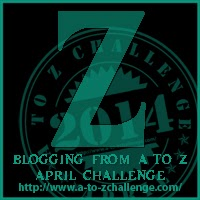 A to Z Challenge 2014 - Z is for Zygons (2/3)