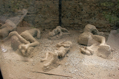 P is for Pompeii - Places I Dream of Seeing! (6/6)