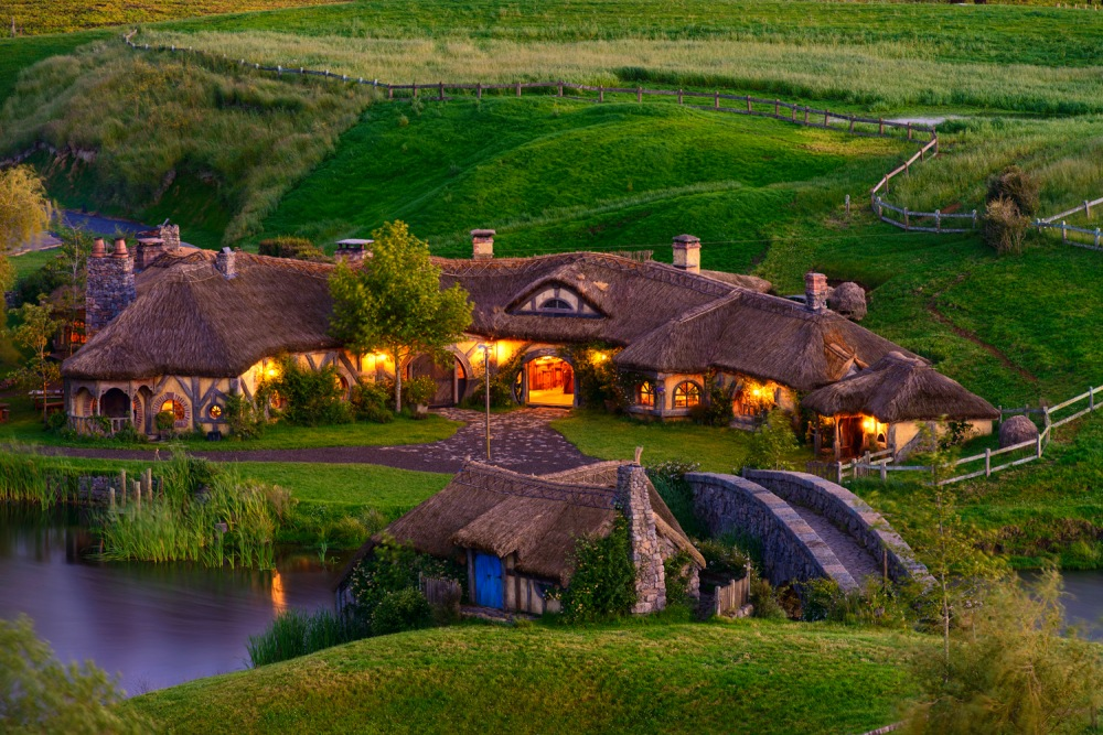 H is for Hobbiton - Places I Dream of Seeing. (4/5)