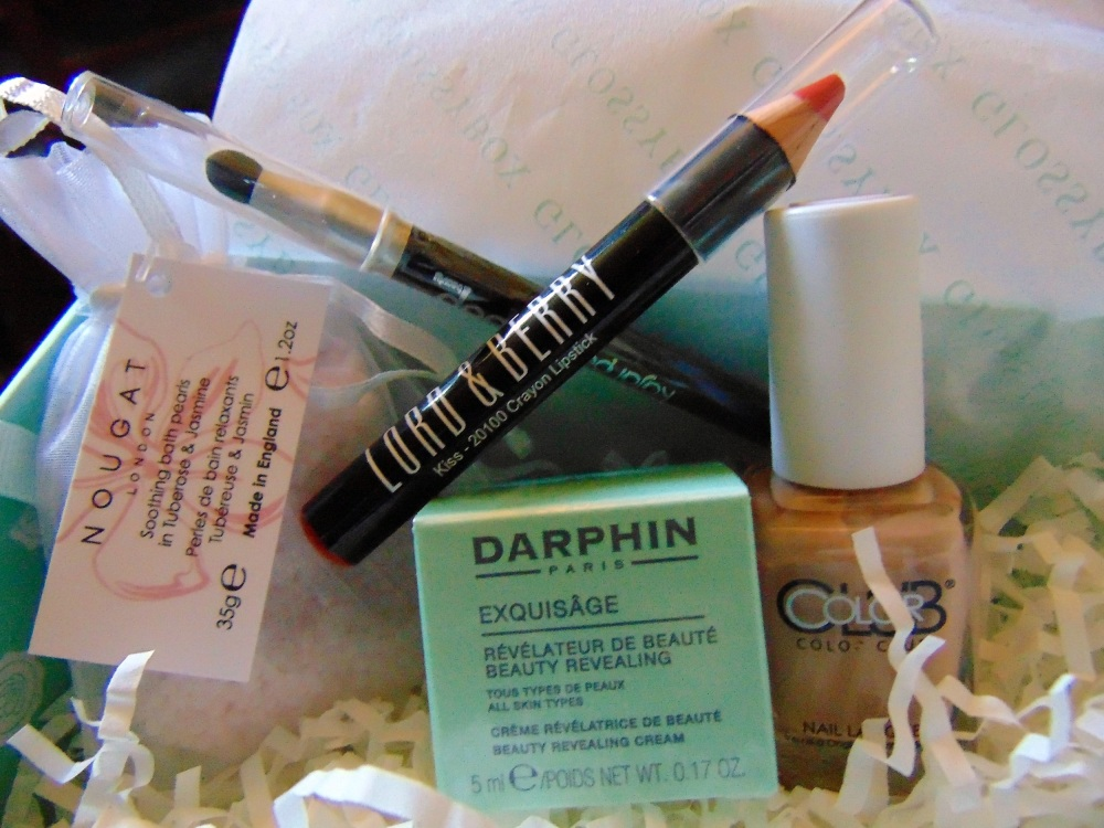Glossybox Review April 2015 (4/6)