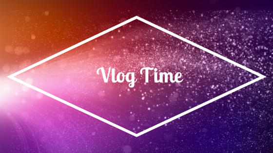 Vlog Time #106 – Three Weeks To #Darker