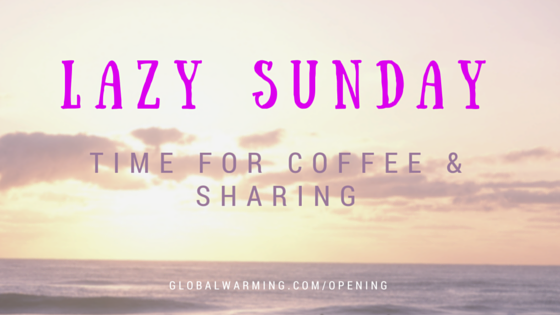 Lazy Sunday #34