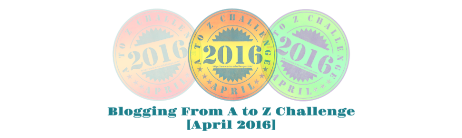 A – Z Challenge 2016, E if For…