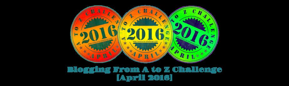 A – Z Challenge 2016, E ifFor…