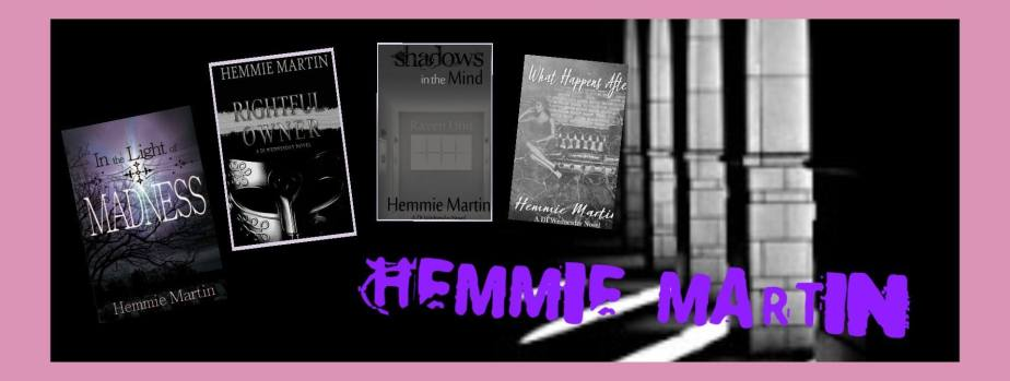 Q & A with Darker Side Signing Author Hemmie Martin