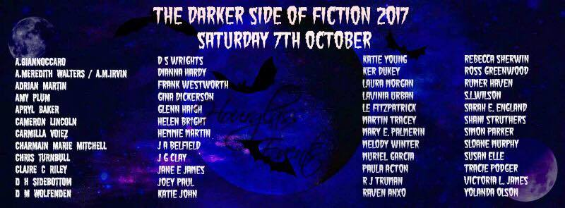 Thirty Questions – A Challenge to the #DarkerAuthors
